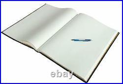 20 inch LARGE Leather Journal Diary Sketchbook Notebook Handmade Vintage Rustic