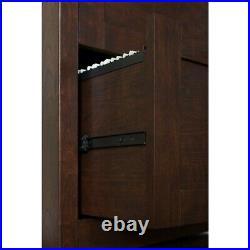 Bush Furniture Buena Vista 2 Drawer Lateral File Cabinet in Cherry