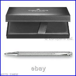 Caran d'Ache Ecridor Retro Silver Palladium Finished Ball Pen in Gift Box