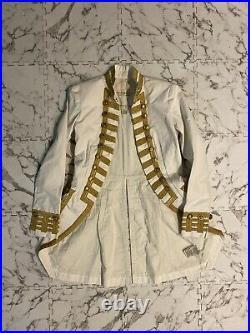 Denim & Supply x Ralph Lauren military officer jacket Size WMNS XS VTG