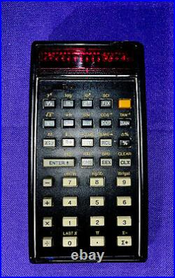 HP-45 Scientific Graphing Calculator Vintage Antique Collection