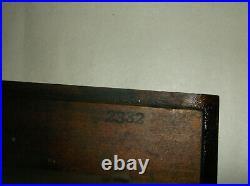 Merritt Typewriter, Antique 1889 To 1895 Vintage Serial Number #1234-2332