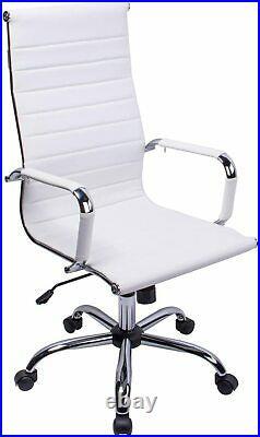 Modern Swivel Chair Vintage Retro Home Office PC Computer Workstation Desk Seat