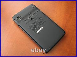 NEW NOS Vintage Sharp SE-500 1MB Mobile LCD PDA Organizer w. Intagrated Modem