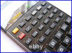 RARE NEW in BOX Vintage NOS Casio FX4200P dotmatrix LCD scientific calculator