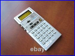RARE Vintage 1978 CANON Palmtronic LC-Quartz Alarm Stopwatch Calculator