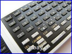 RARE Vintage 1984 SEIKO UK02-0010 MEMO DIARY LCD wrist computer watch keyboard