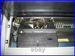 Rare Vintage Portable Brother WP-2500Q Word Processor Typewriter Working