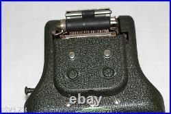 Stenograph Stenotype Court Typewriter Vintage Rare With Case Shorthand Antique