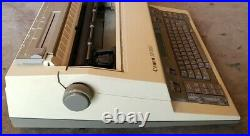 Tested Vintage Canon AP350-II AP350 Electronic Typewriter with Power Cord