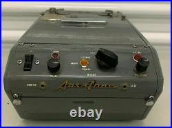 Vintage 1960s ANSAFONE Telephone Answering Machine