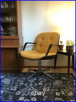 Vintage 1980s Steelcase Charles Pollock Chair