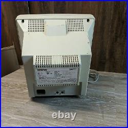 Vintage Brother CT-1050 12 inch CGA Monitor Display Monochrome