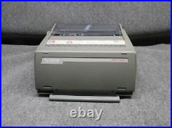 Vintage Brother WP-2600Q Portable Electric Type Writer Word Processor Tested