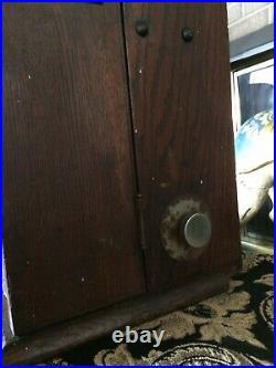 Vintage Cincinnati Time Recorder Working Electric Clock