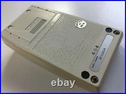 Vintage Exactra 20 Calculator -Texas Instruments TI 20 RARE
