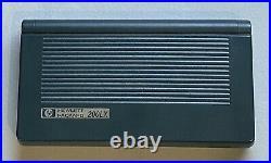 Vintage HP 200LX Palmtop PC 4MB RAM Model