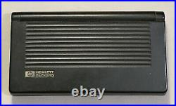 Vintage HP 95LX Palmtop PC 1MB RAM