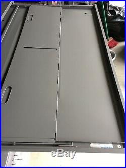 Vintage Hamilton Steel 20 DRAWER Flat File cabinet Map, Plans, Blueprints