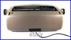 Vintage IBM Selectric 1 Electric Typewriter Brown Beige with Cover