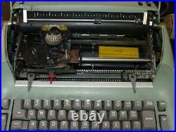 Vintage IBM Selectric I Electric Typewriter