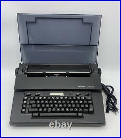 Vintage Olivetti ET Compact 60 Typewriter RARE Tested & Works
