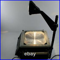 Vintage Overhead Projector Master Products OHP14 made in the USA Tested Working