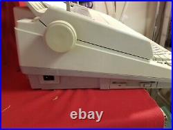 Vintage Panasonic Word Processor Typewriter With Monitor KX-E4500