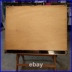 Vintage Paradraft Drafting Table
