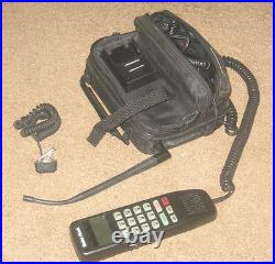 Vintage Radio Shack Cellular Transportable Telephone CT-1055 Bag Phone Used