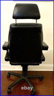 Vintage Recaro Executive Office Desk or Gaming Chair Collectible