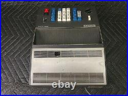 Vintage Sony Sobax ICC-1600W Nixie Tube Electric Calculator