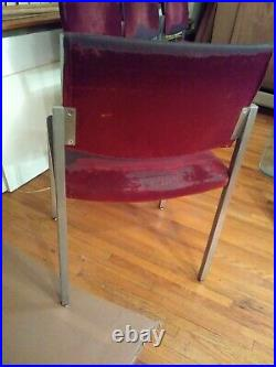 Vintage Steelcase Chairs Set of 4
