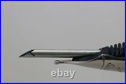 Vintage (c1952-55) Sheaffer Snorkel Statesman Medium Burgundy Fountain Pen